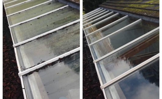 Conservatory Cleaning Kingston upon Thames and Wimbledon